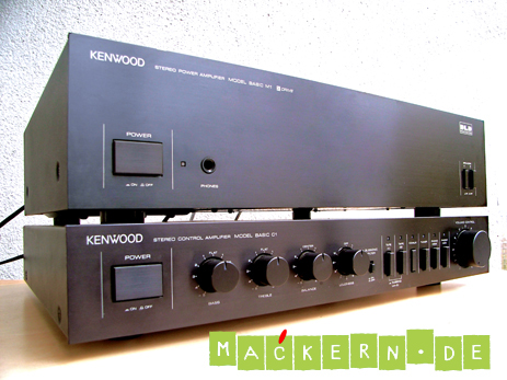 Kenwood M1 C1 Basic