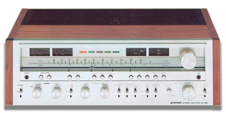 Pioneer SX 1280, 1080, 980