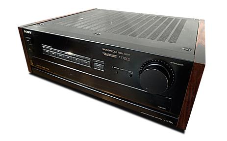 Sony TA-F 770ES