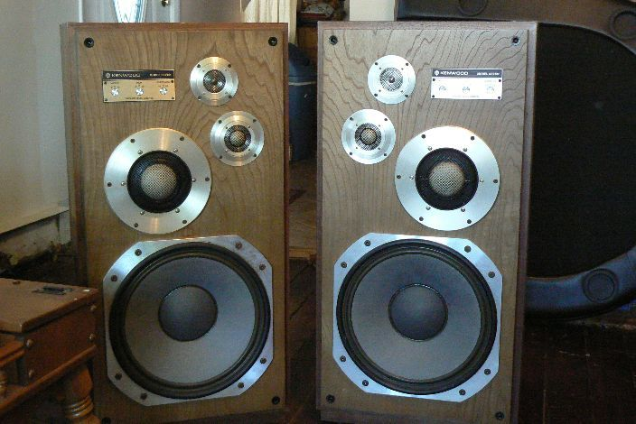 Trio / Kenwood Model Seven