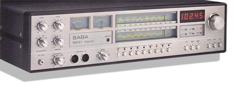 Saba 9241 Receiver
