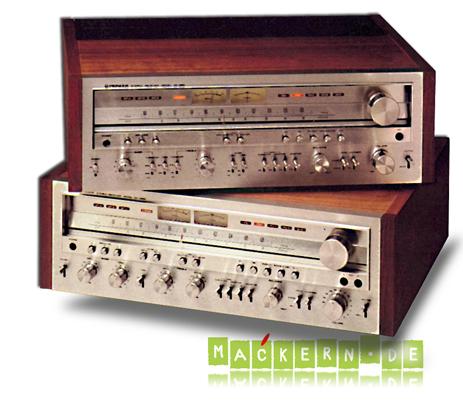 Pioneer SX 1050, 950