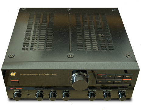 Sansui AU-ALPHA 607L Extra