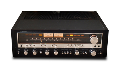Pioneer SX 5580