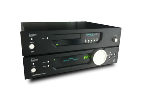 Lyngdorf TDA 2200 + CD1