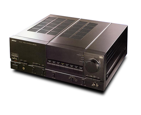 JVC AX 1100